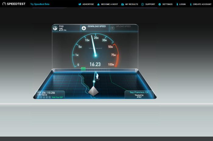 Computer Speed Test