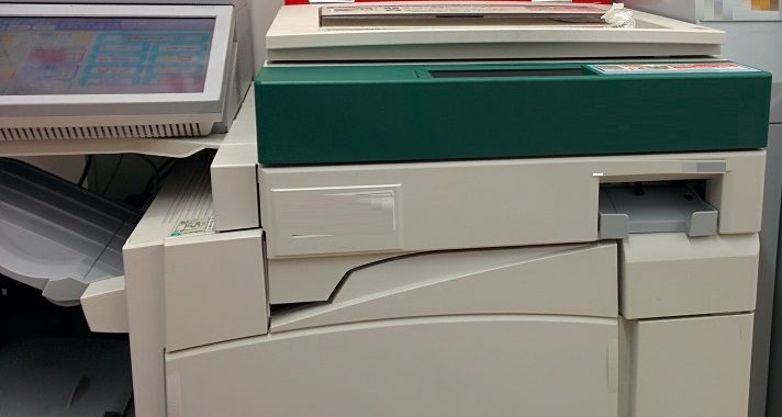 Rent color copier