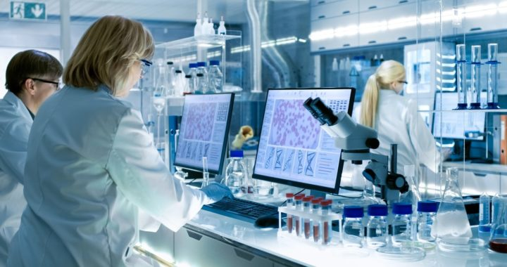 Laboratory Information Management